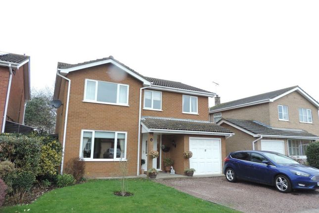 Thumbnail Detached house to rent in St Pega Close, Crowland, Peterborough