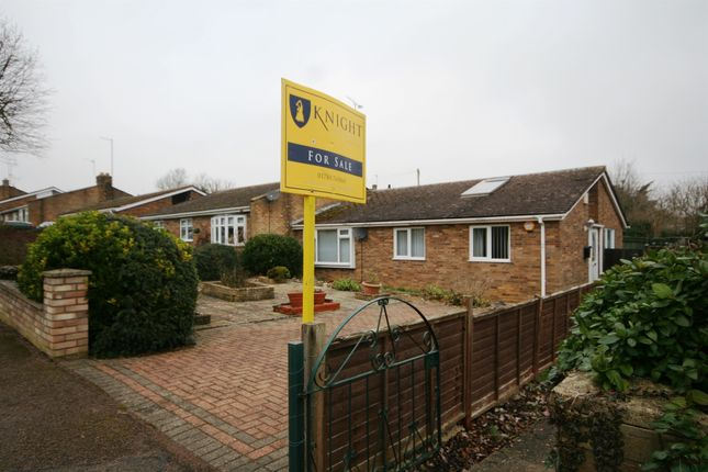 Thumbnail Semi-detached bungalow for sale in Spinney Road, Ketton, Stamford