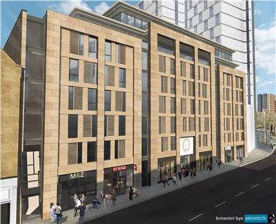 Thumbnail Retail premises to let in Unit 1 & 2 67-83, Cookridge Street, Leeds, West Yorkshire
