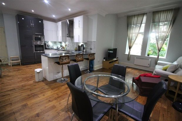 Thumbnail Flat for sale in Storey Hall, Lancaster