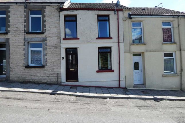 Thumbnail Terraced house to rent in Halifax Terrace, Treherbert, Treorchy