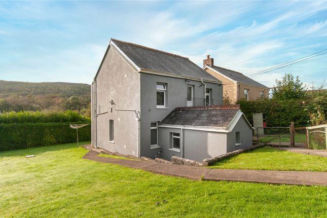 Thumbnail Detached house for sale in School Road, Abercrave, Swansea
