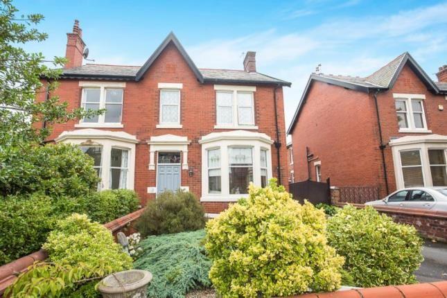Thumbnail Semi-detached house for sale in Elms Avenue, Lytham St. Annes, Lancashire