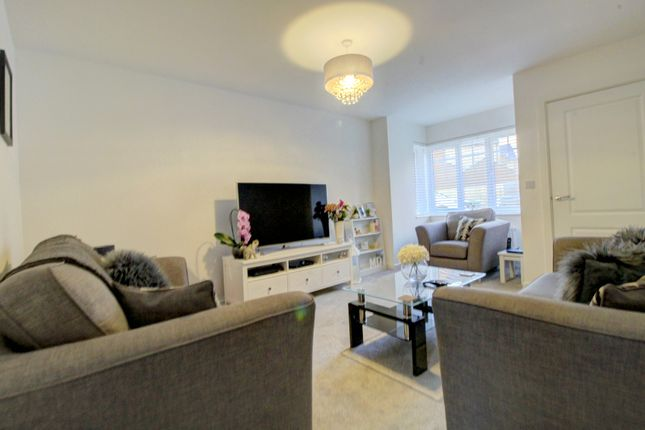 Living Room of Lord Close, Middlesbrough TS5