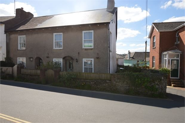 Thumbnail Cottage to rent in Fore Street, Kingskerswell, Newton Abbot, Devon.