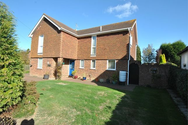 Thumbnail Detached house for sale in Peartree Lane, Bexhill-On-Sea, East Sussex
