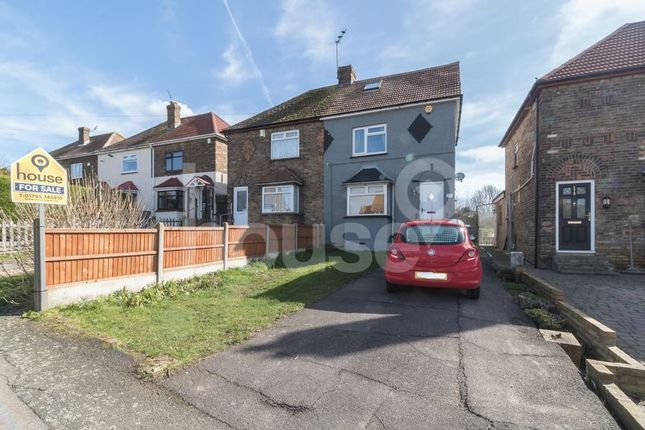 Thumbnail Semi-detached house for sale in Barton Hill Drive, Minster On Sea, Sheerness