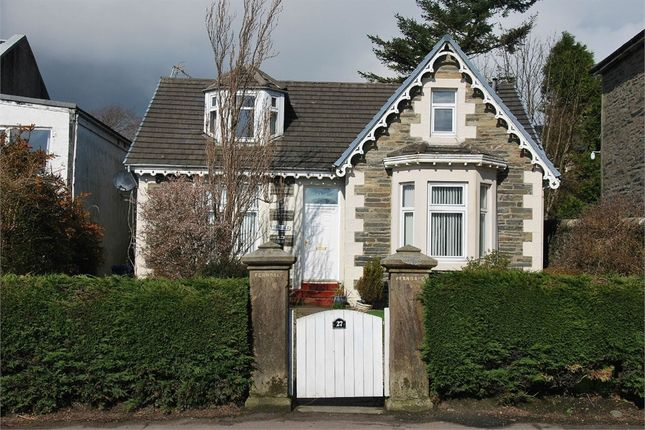 Thumbnail Detached house for sale in Wellington Street, Dunoon, Argyll And Bute