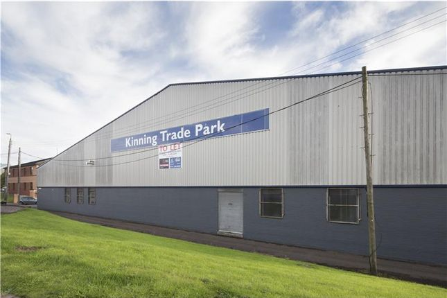 Thumbnail Industrial to let in 240, Kinning Trade Park, 240, Seaward Street, Glasgow, Glasgow City