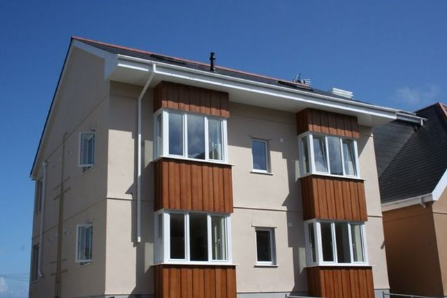 Thumbnail Property to rent in Seapoint, Trebarwith Crescent, Newquay