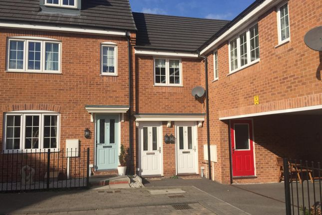 Thumbnail Flat to rent in Oaktree Close, Sutton-In-Ashfield