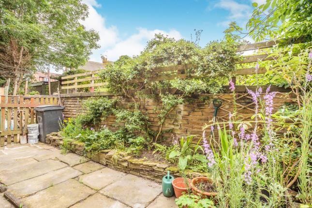 Garden of Old Marsh, Pudsey, Leeds, West Yorkshire LS28