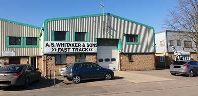 Thumbnail Light industrial to let in 23 Highlode Industrial Estate, Ramsey, Huntingdon, Cambridgeshire
