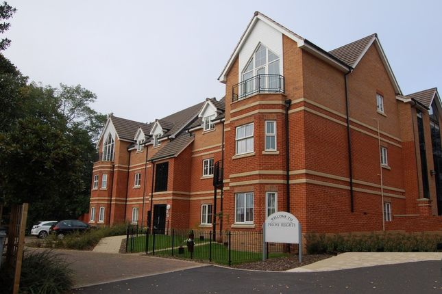 Thumbnail Flat for sale in Priory Heights Court, Derby
