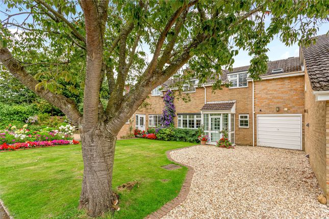 Thumbnail Terraced house for sale in Gullivers Close, Horley, Banbury, Oxfordshire