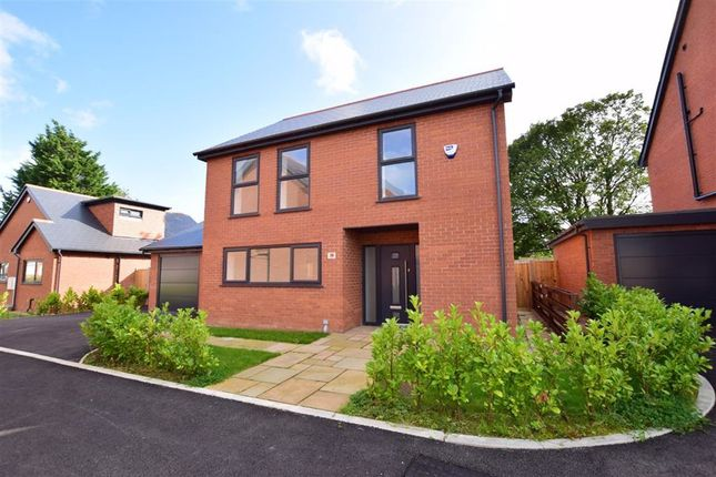 Thumbnail 4 bed detached house for sale in Seven Acres Lane, Wirral, Merseyside