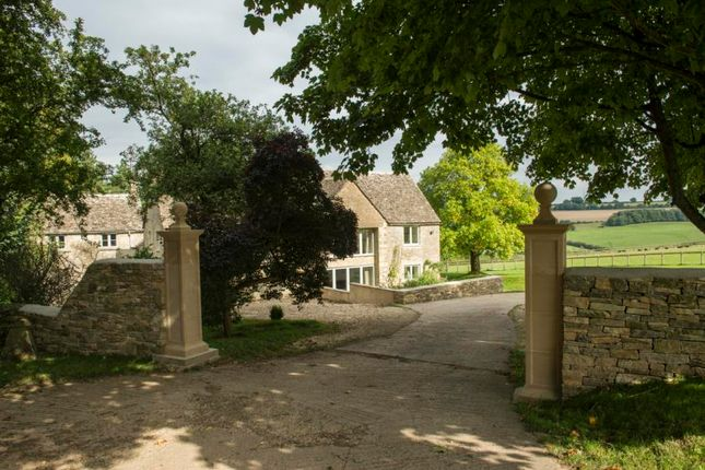 Thumbnail Country house to rent in Duntisbourne Rouse, Cirencester
