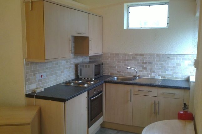 Thumbnail Studio to rent in 14 Spring Gardens, The Flat, Barn Street, Haverfordwest.