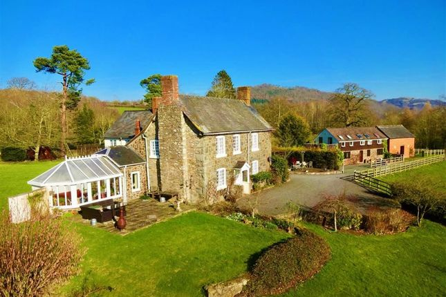 Thumbnail Property for sale in Rhos Y Glascoed Isaf, Meifod, Powys