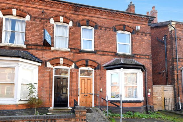 Thumbnail Semi-detached house for sale in Summerfield Crescent, Birmingham, West Midlands