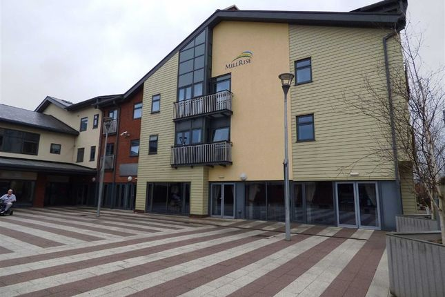 Thumbnail Flat for sale in Millrise Village, Lymebrook Way, Newcastle-Under-Lyme