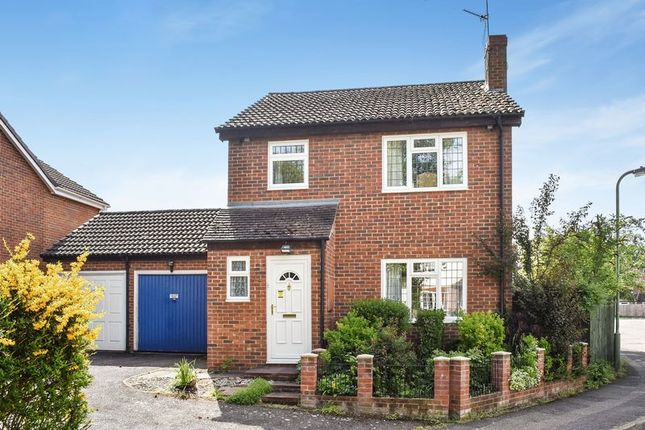 Thumbnail Detached house for sale in Hermitage Road, Abingdon