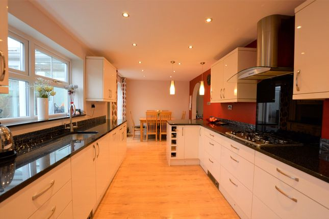 Kitchen of Kelbra Crescent, Frampton Cotterell, Bristol BS36