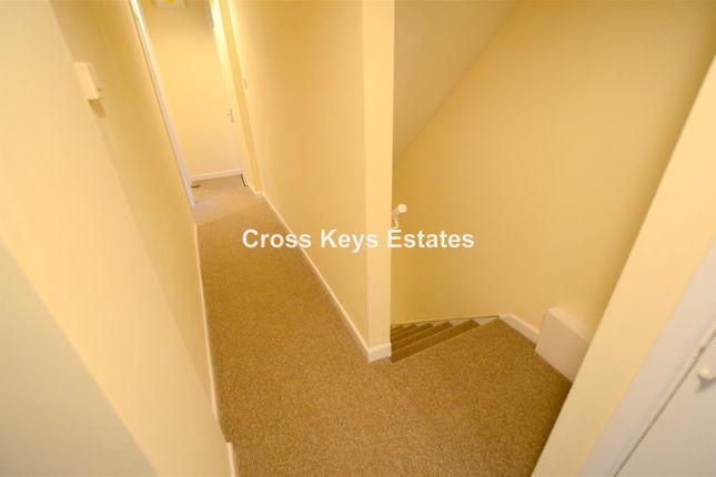 Hallway of Arundel Crescent, Plymouth PL1