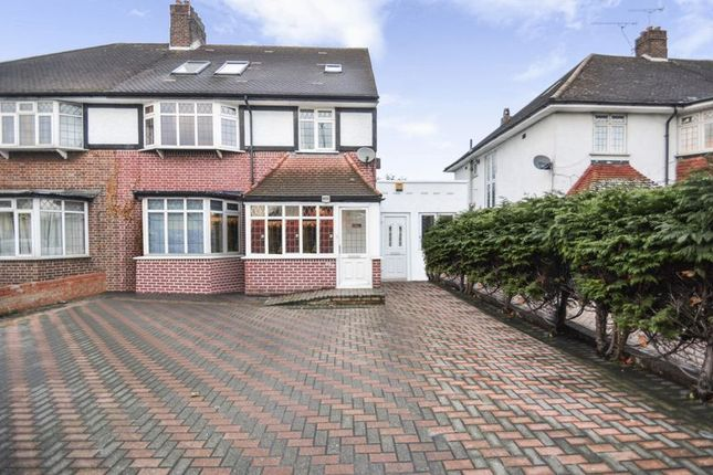 Thumbnail Semi-detached house for sale in Westhorne Avenue, London