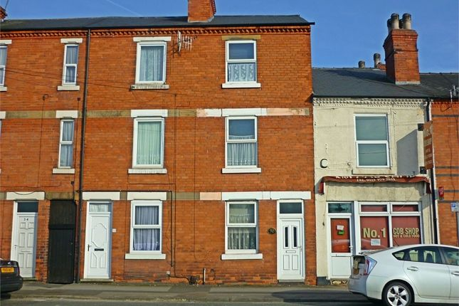 Thumbnail Terraced house to rent in Hucknall Lane, Bulwell, Nottingham