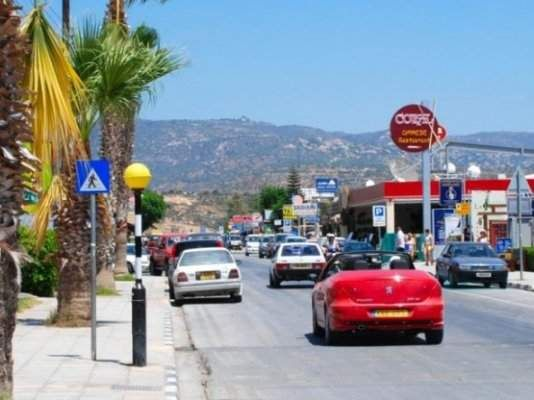Thumbnail Commercial property for sale in Coral Bay, Paphos, Cyprus