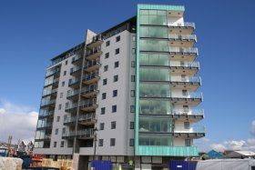 Thumbnail Flat to rent in East Quay House, Sutton Harbour, Plymouth