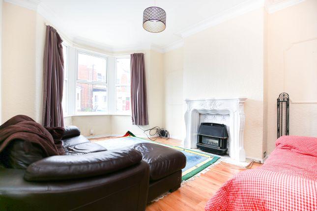 Thumbnail Terraced house to rent in Cheltenham Terrace, Heaton, Newcastle Upon Tyne