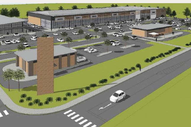Thumbnail Retail premises to let in Westway Retail Park, Arbroath