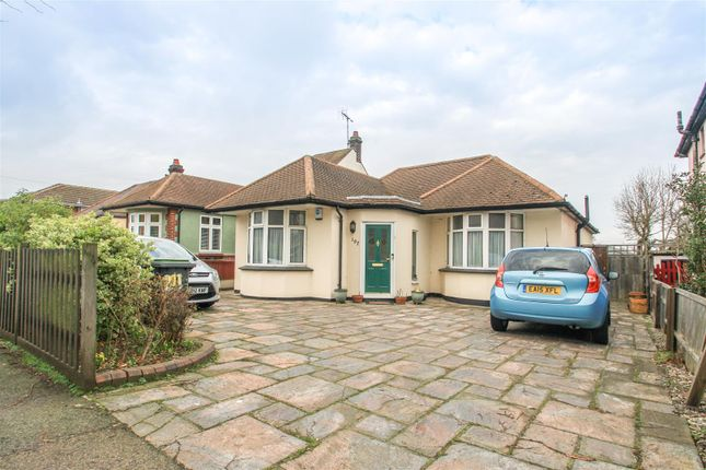 Thumbnail Detached bungalow for sale in Carlingford Drive, Westcliff-On-Sea
