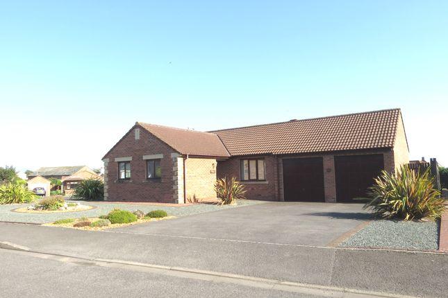 Thumbnail Detached bungalow for sale in Links Crescent, Seascale, Cumbria