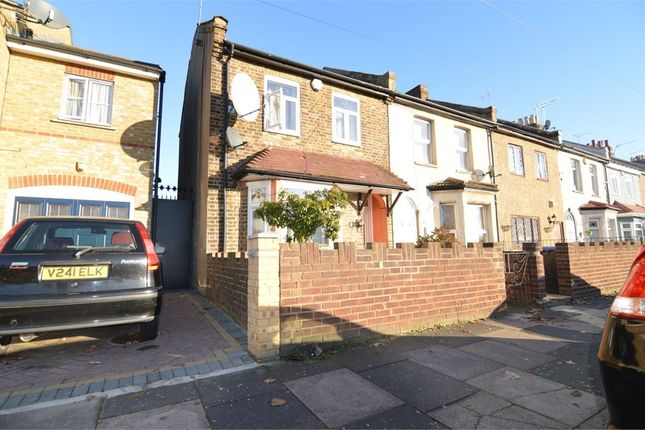 Thumbnail End terrace house for sale in Connop Road, Enfield, Greater London