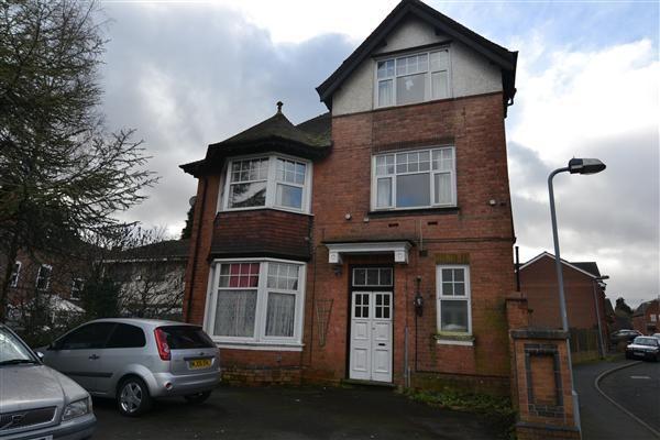 Thumbnail Flat to rent in Handsworth Wood Road, Handsworth Wood, Birmingham
