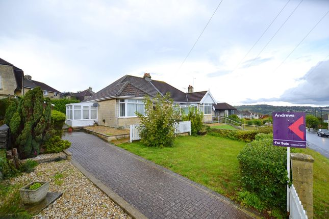 Thumbnail Bungalow for sale in The Hollow, Bath, Somerset
