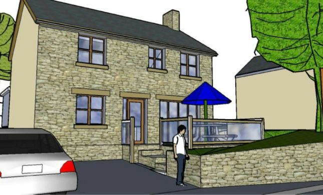 Thumbnail Detached house for sale in Newland Street, Coleford