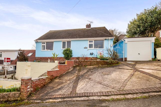 Thumbnail Detached bungalow for sale in Buckeridge Avenue, Teignmouth