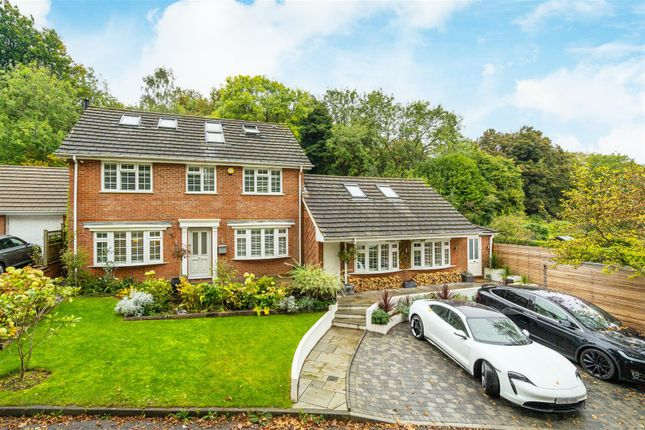 Thumbnail Detached house for sale in Lowdon Close, Keep Hill, High Wycombe