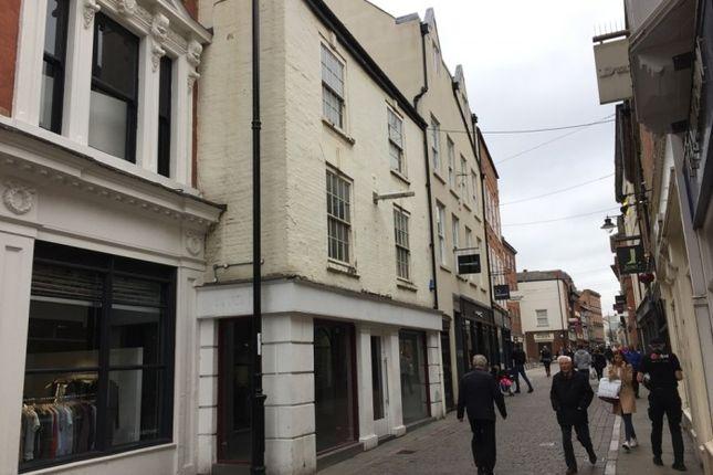 Thumbnail Retail premises to let in 54 - 56 Bridlesmith Gate, 54 - 56 Bridlesmith Gate, Nottingham
