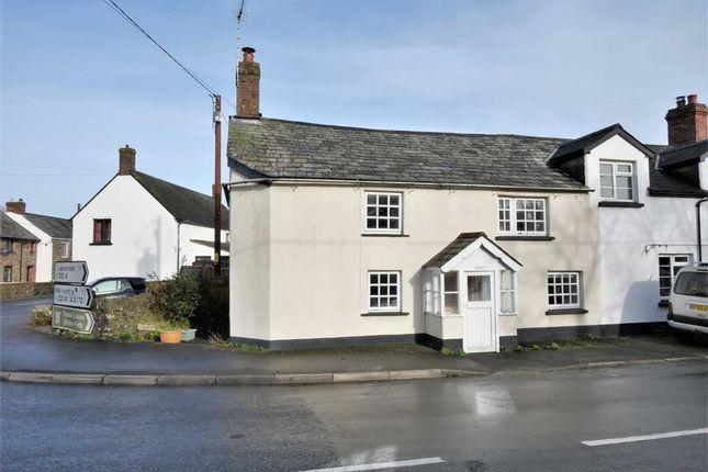 Thumbnail Semi-detached house for sale in East Road, Kilkhampton, Bude, Cornwall