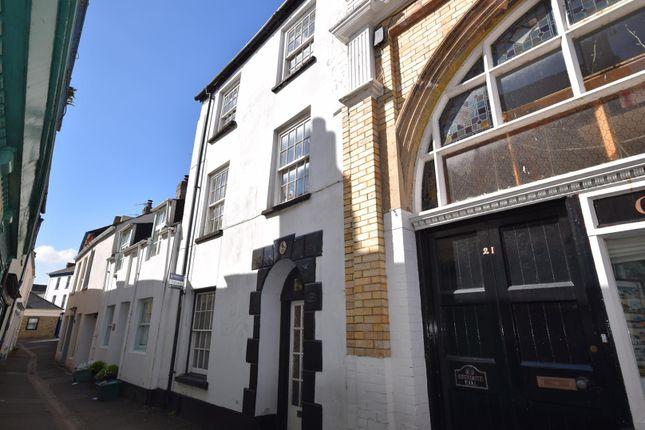 Thumbnail Terraced house for sale in Market Street, Appledore, Bideford