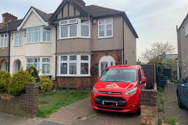 Thumbnail Terraced house to rent in Brian Road, Romford