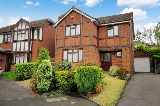 Thumbnail Detached house for sale in Aberdeen Gardens, Rochdale