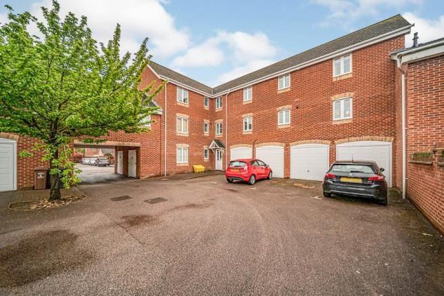 2 bed flat for sale in Epsom Close, Stevenage, Hertfordshire SG1