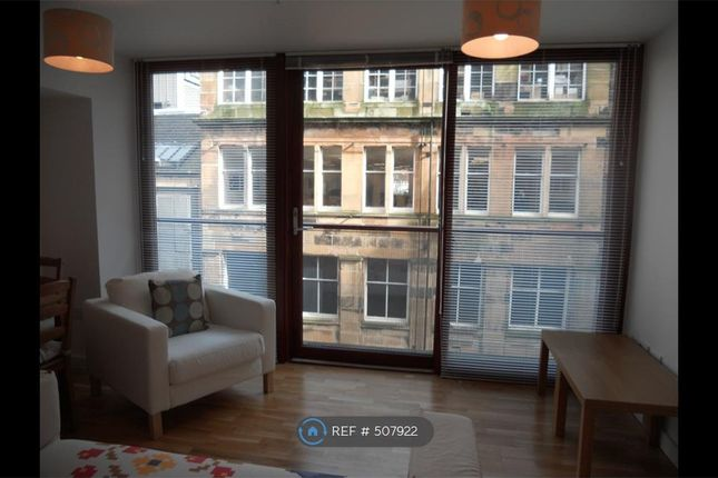 Thumbnail Flat to rent in Mitchell Street, Glasgow