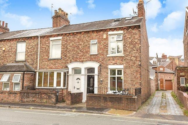 Thumbnail Terraced house for sale in Poppleton Road, Holgate, York